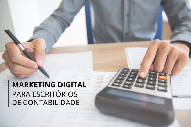 Marketing digital para escritórios de contabilidade.
